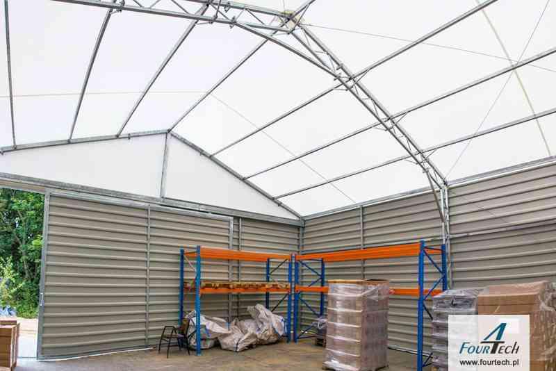 hale namiotowe produkcja