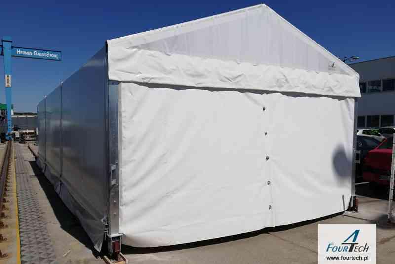 hala namiotowa nie duża