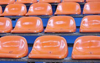 hala sportowa krzesełka