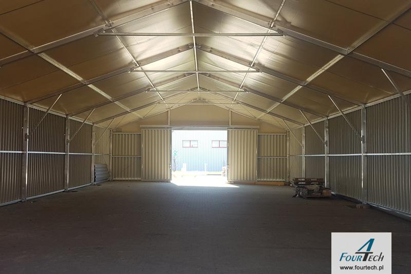 hala namiotowa wnętrze 2