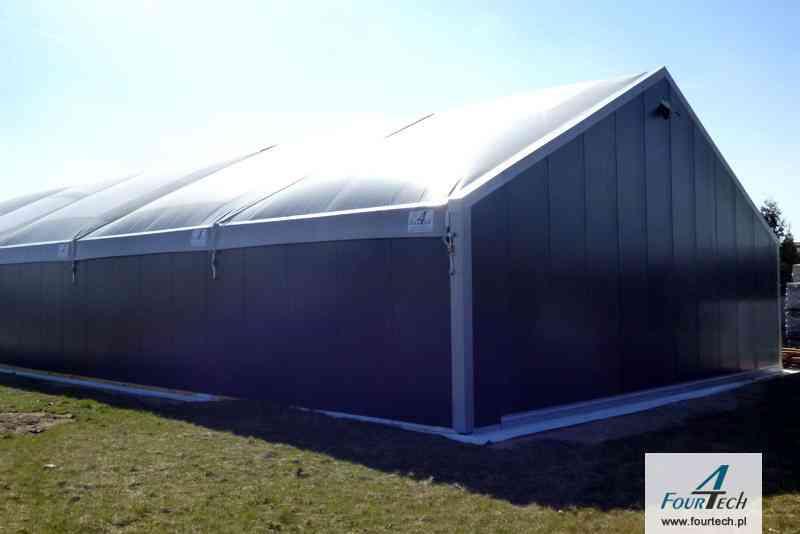 Hala namiotowa duża