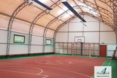 Budowa hali sportowej- co warto wiedzieć?